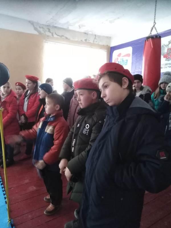 Экскурсия для школьников  в военную часть – воспитываем  дух и патриотизм