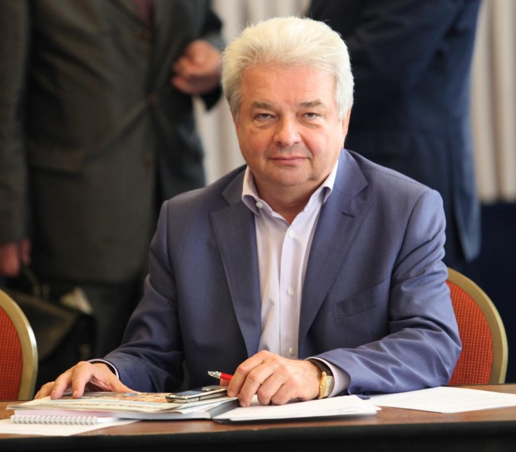 Поздравление председателя Совета Центросоюза Дмитрия Зубова с Международным днем кооперативов
